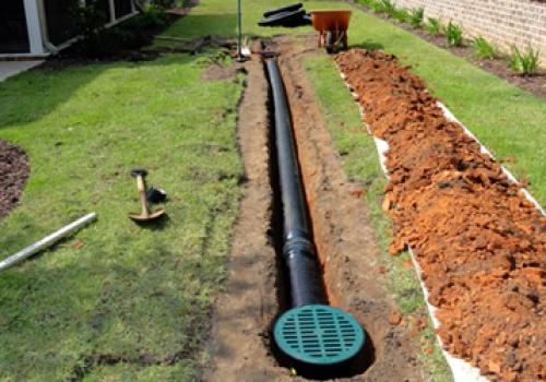Zealous garden irrigation zealous solutions for Poor drainage solutions